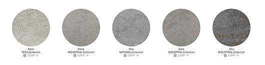 Aplicação Tratamento Antiderrapante Dekton® Grip + | Cosentino | Cores