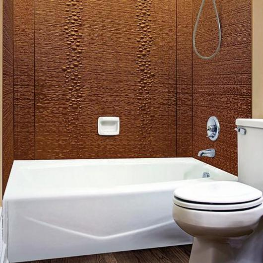 Tub and Shower Walls - MirroFlex™ / Decorative Ceiling Tiles