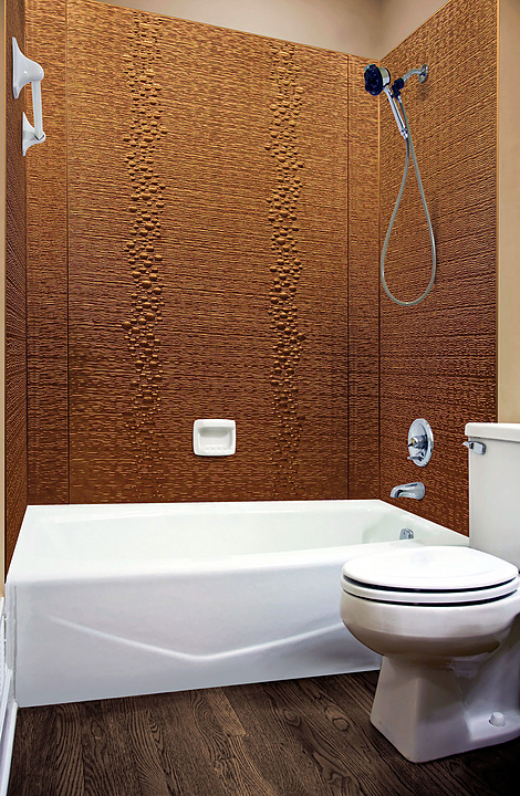 Tub and Shower Walls - MirroFlex™