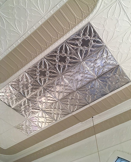Custom Ceiling Tiles | Decorative Ceiling TIles