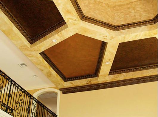 CMF - 035 | Decorative Ceiling Tiles