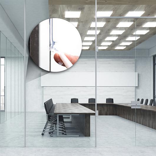 Adhesivo y sellador transparente - Mapeflex MS Crystal