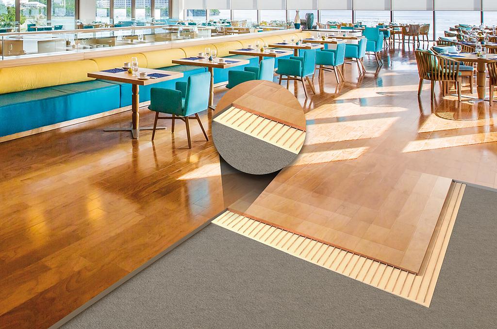 Adhesivo para pisos de madera - Ultrabond Eco 980 de Mapei