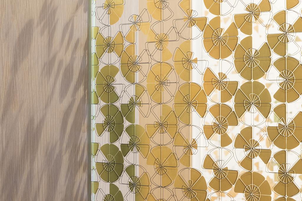 Digital Ceramic Printing for Interior Design