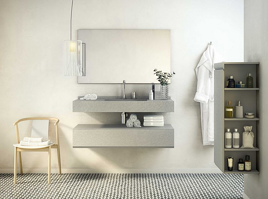 Mobiliario de Baño - Colección Making de FIORA