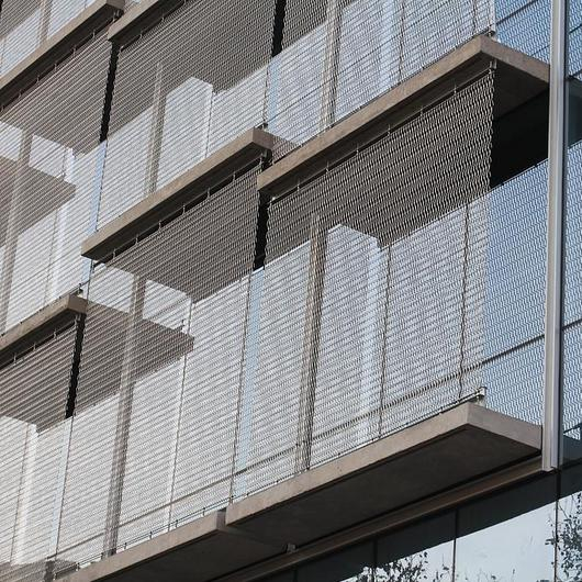 Mallas metálicas para exteriores - Solare