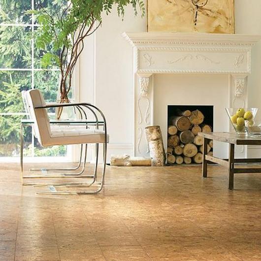 Revestimientos de corcho para pisos y muros / Brimat