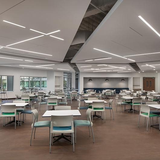 Acoustic Ceiling Systems - USG Ensemble