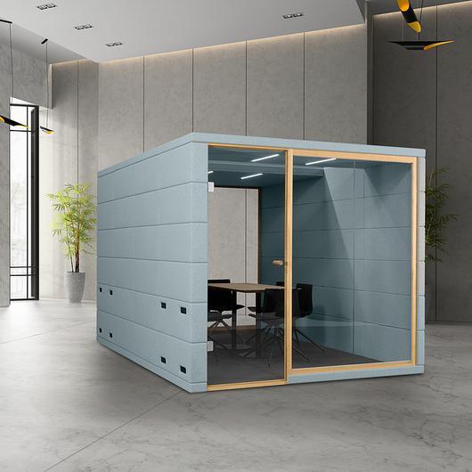 Independent Workspace - MICROOFFICE QUADRIO / SilentLab