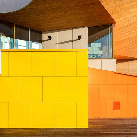 Façade Panels - STENI Colour