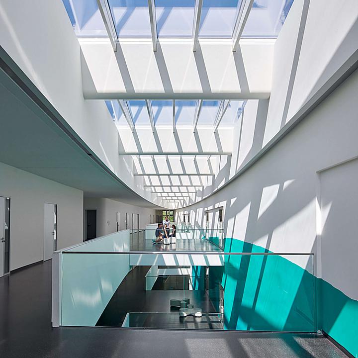 Atrium Longlight, DZNE Germany