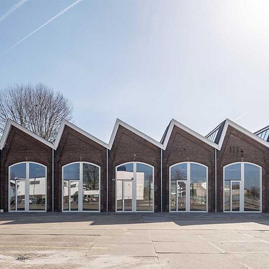 VELUX Modular Skylights in Utrecht Community (UCo) / VELUX Commercial