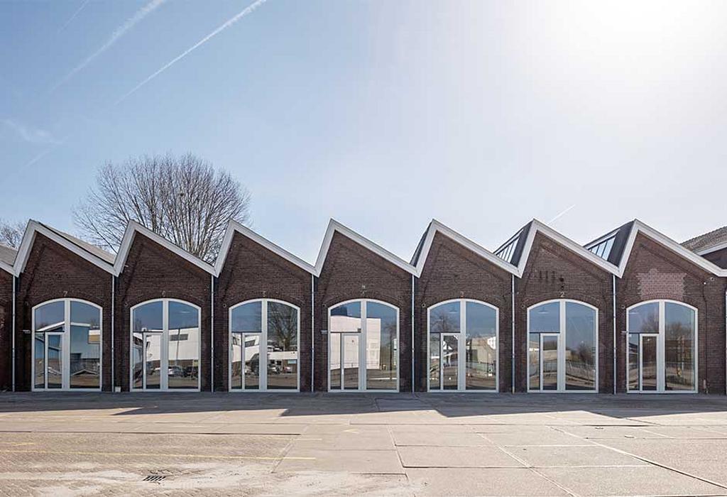 VELUX Modular Skylights in Utrecht Community (UCo)