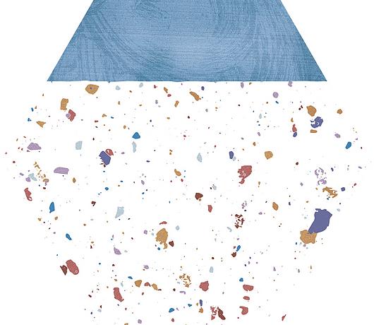 Stracciatella Blue Natural | Aparici