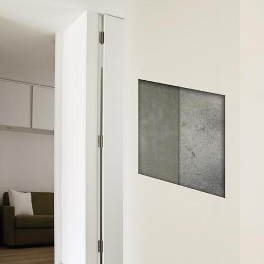 Cómo recubrir muros interiores con acabado blanco y terso
