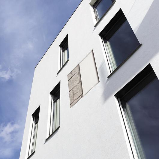 Cómo corregir desplome y recubrir muros de block en sustitución de repello, afine y pintura