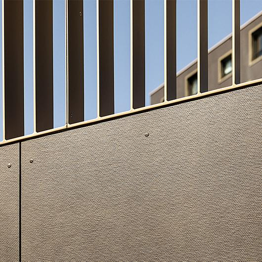 Largo Fiber Cement Panel - Texial Finish / Swisspearl