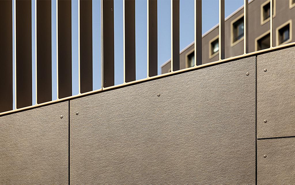 Largo Fiber Cement Panel - Texial Finish