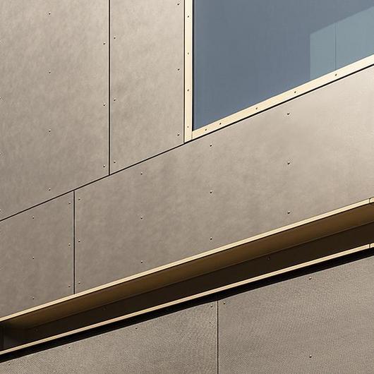 Largo Fiber Cement Panel - Nobilis Finish