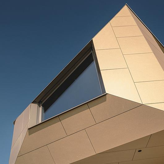 Largo Fiber Cement Panel - Avera Finish