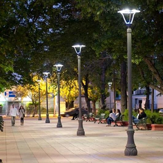 Luminaria LED Isla