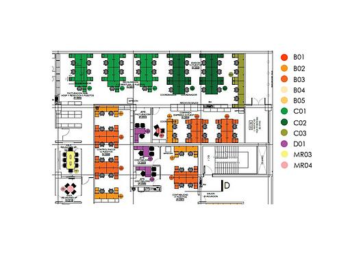 Servicios de arquitectura Dekomas | Tipología de mobiliario