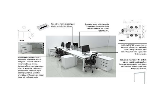 Servicios de arquitectura Dekomas | Estudio de mobiliario