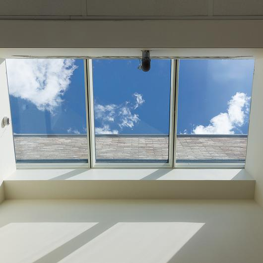 Modular Skylights – Wall-mounted Longlight 5-45°