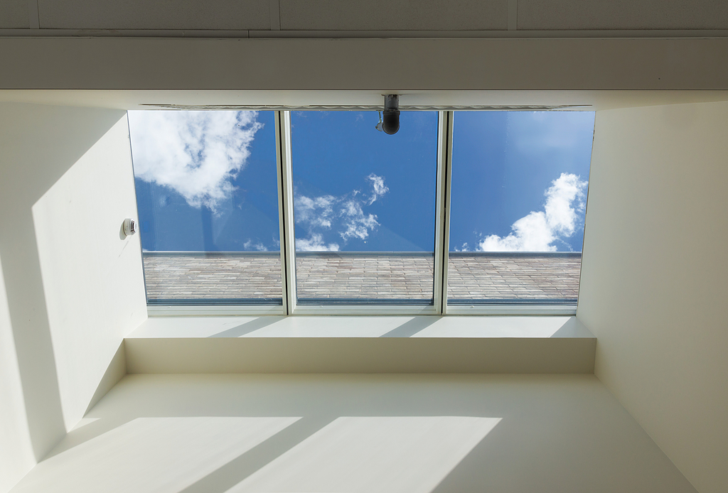 Modular Skylights – Wall-mounted Longlight 5-45°