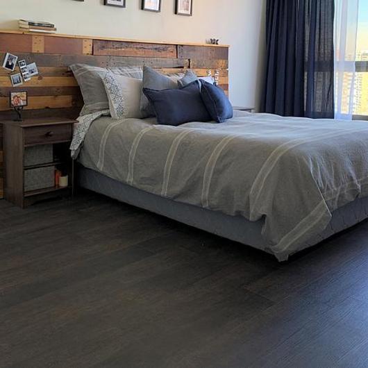 Piso vinílico  Al Floor en remodelación habitacional / AlChile