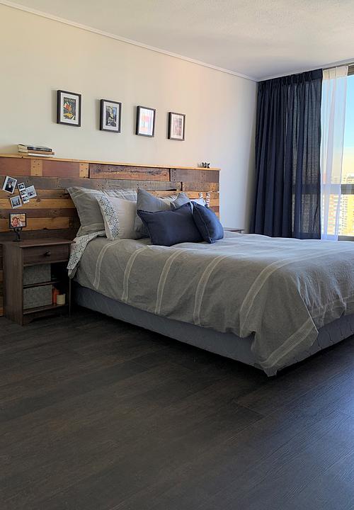 Piso vinílico  Al Floor en remodelación habitacional
