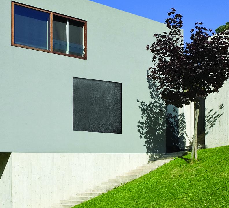 Cómo recubrir muros de concreto colado