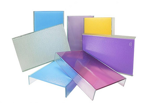 Lamberts® Color Fritted Channel Glass | Hundreds of Colors