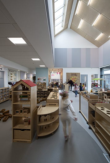 VELUX | Glenpark Early Learning Centre