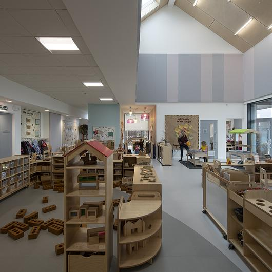 VELUX Modular Skylights in Glenpark Early Learning Centre / VELUX Commercial