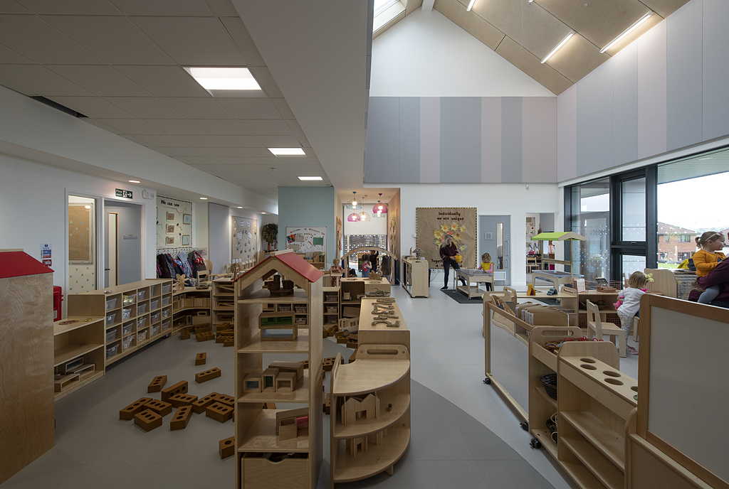VELUX Modular Skylights in Glenpark Early Learning Centre