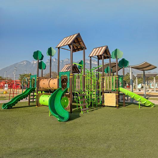Juegos infantiles en Parques