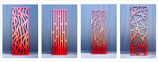 Padrões | Revestimentos Metálicos - Screenpanel Laser Design | Hunter Douglas Brasil