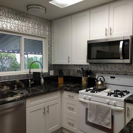Tin Backsplash Tiles / Decorative Ceiling Tiles