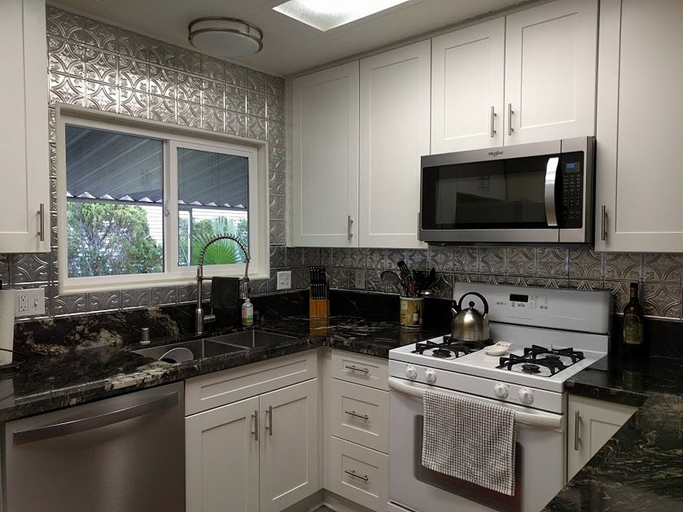 Tin Backsplash Tiles from Decorative Ceiling Tiles