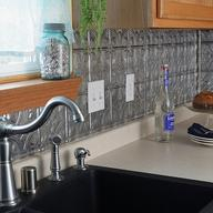 PVC Backsplash Panels