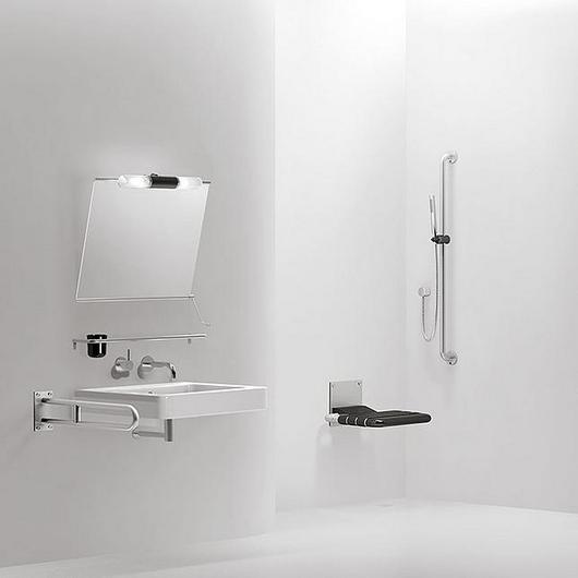 Baños para personas con discapacidad - Home Care Bath / VALVO