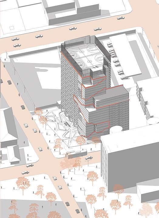 Universidad de Chile - Uso de ArchiCAD
