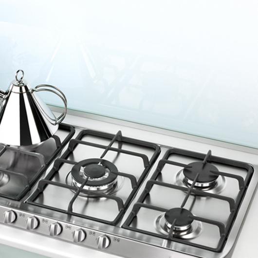 Cocinas encimeras a gas de teka for Cocinas teka gas natural
