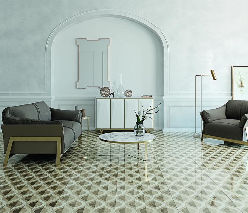 Porcelain Tiles - Regio