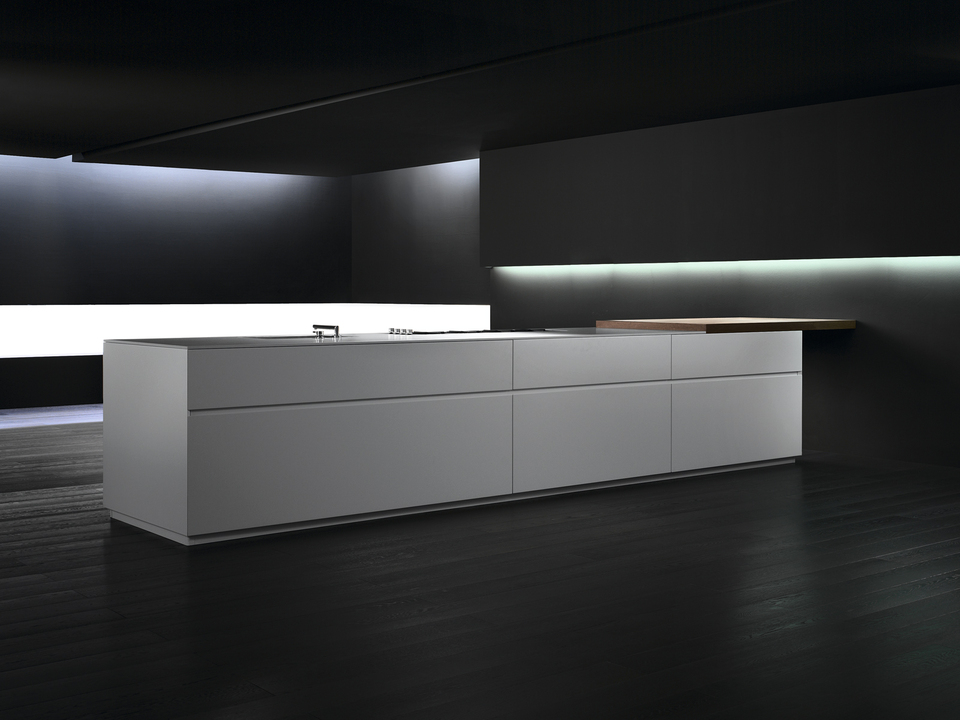 Glam Kitchen From Minimal Usa
