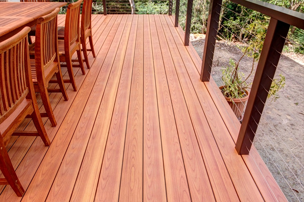 Aluminium Decking - DecoDeck