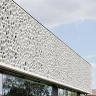 Ductal® Cladding in Cepovett Headquarters