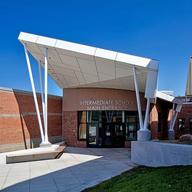 Paneles Max Compact Exterior en Sodus High School