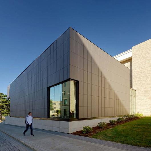 Terracotta Cladding in Arkansas University